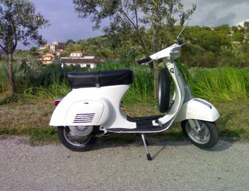 Vespa 50 Special