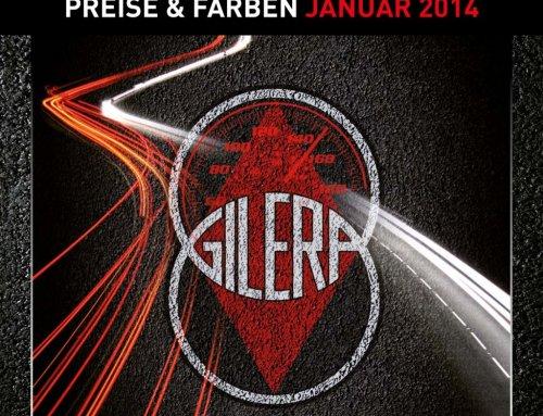 Preisliste Gilera