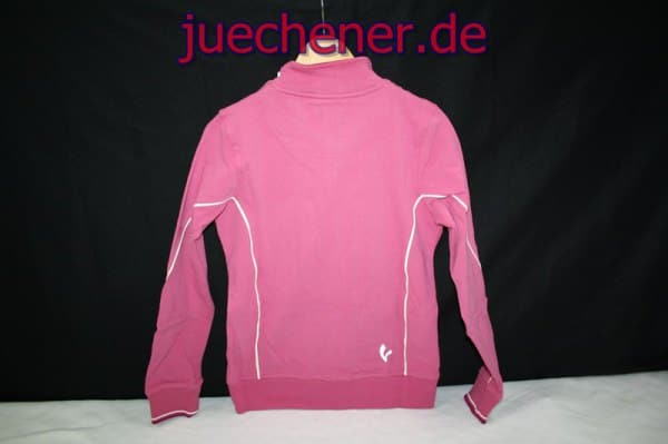 vespa damen sweatshirt jacke pink gr e l j chener. Black Bedroom Furniture Sets. Home Design Ideas