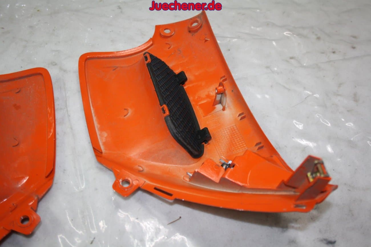 Verkleidung rechts amber Peugeot Speedfight 2