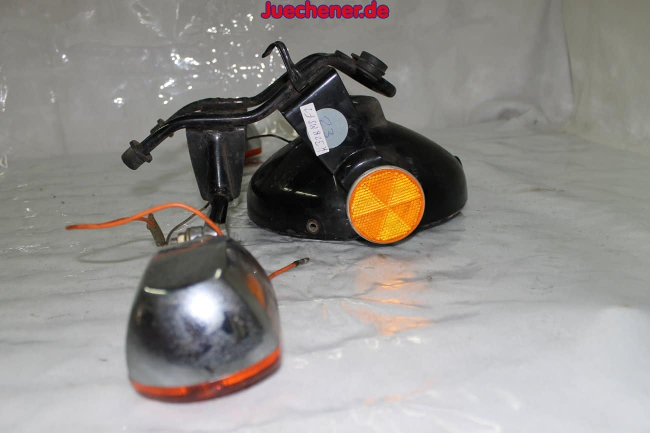 NEW HEADLAMP Lampenhalter VESPA PX MODEL SCOOTERS