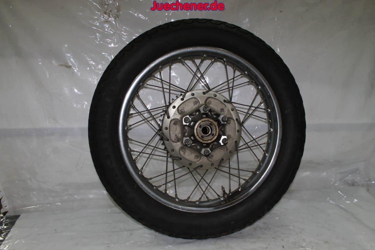 Honda Cb750fhonda Cb750f 750 Super Sport Cafe Racer 1975 Four Baujahr 1976 Hinterradfelge Hinterrad Felge Backwheel Speichenrad J 252 Chener