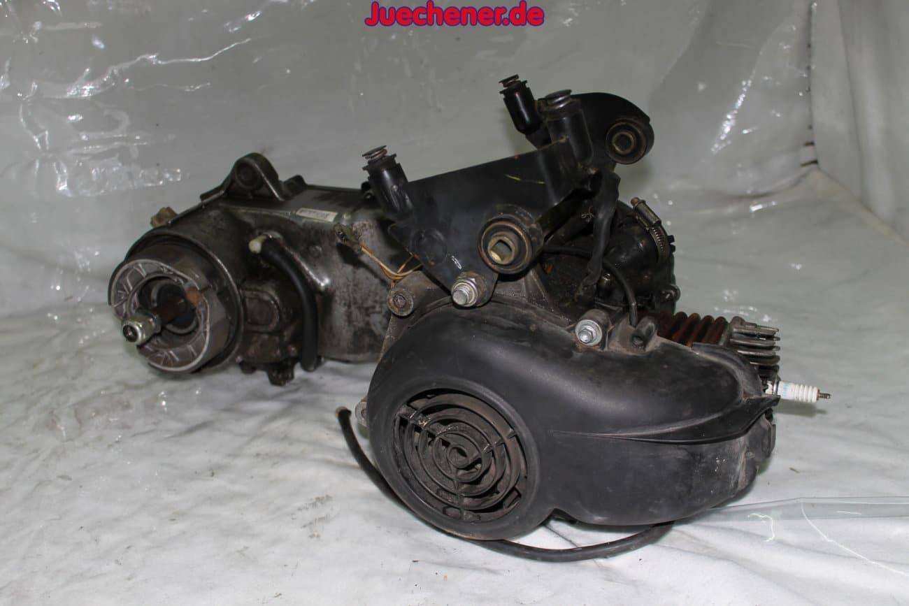 Minarelli Motor 50 Ccm Aprilia Ohne Vergaser Motor Dreht