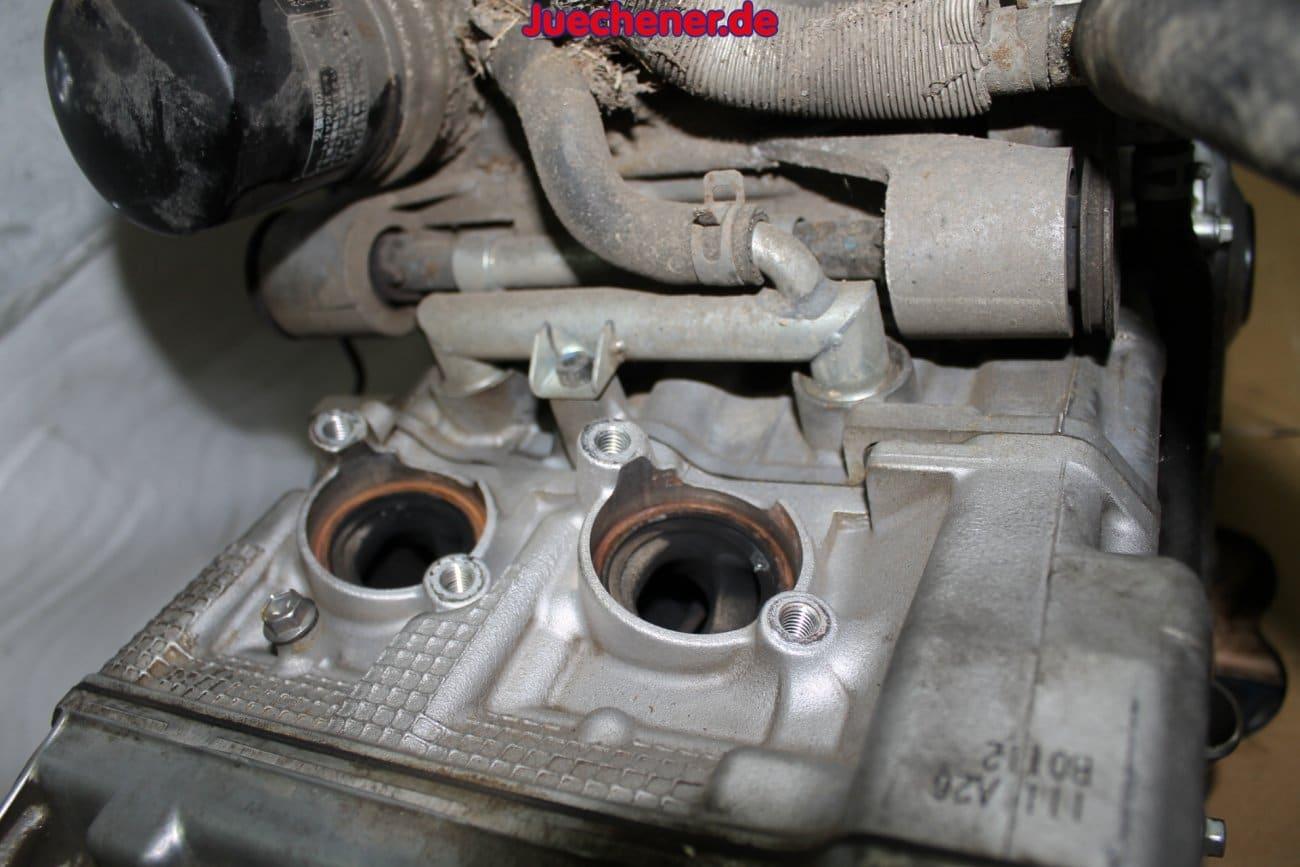Suzuki Burgman 650 Motor Ohne Kupplung Getriebe