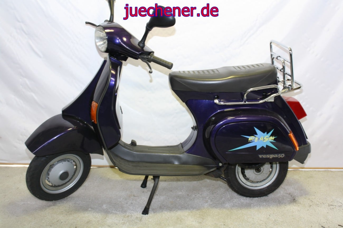 vespa pk 50 xl2 motorstop jan althoetmar. Black Bedroom Furniture Sets. Home Design Ideas