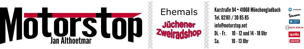 Jüchener Zweiradshop Logo