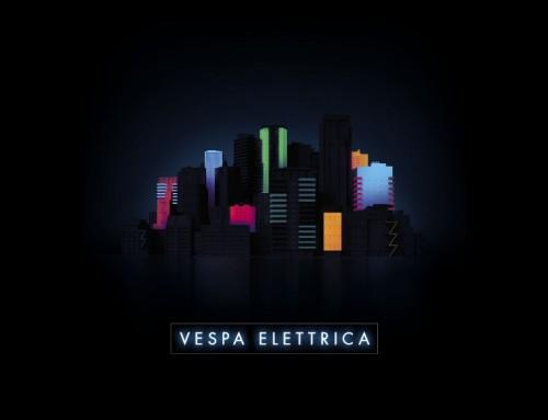 Prospekt Vespa Elettrica